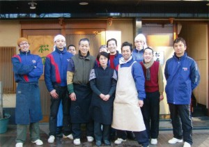 東京修業時代