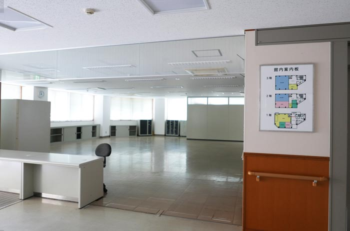1階大会議室の画像