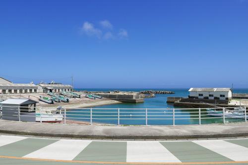 平磯漁港の画像