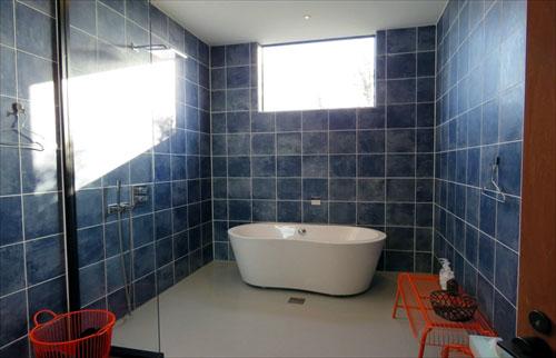 HOUSE Cのバスルームの画像