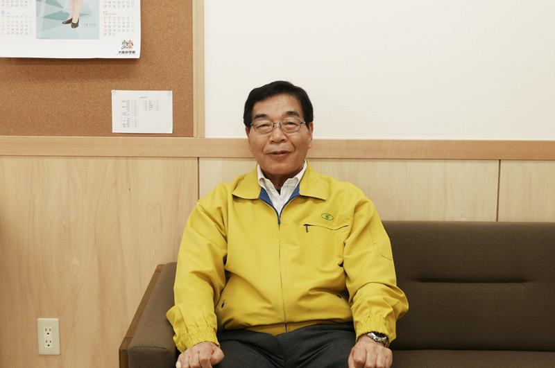 代表取締役の永井實代さんの画像