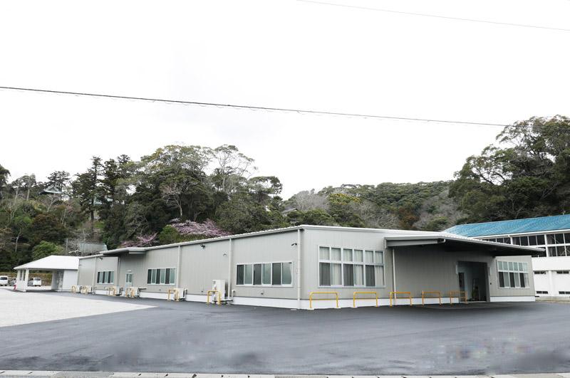 グロリア株式会社の敷地