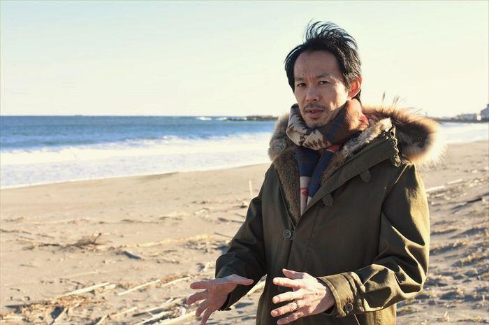 金子氏の画像