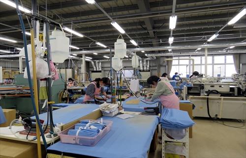工場内の画像1