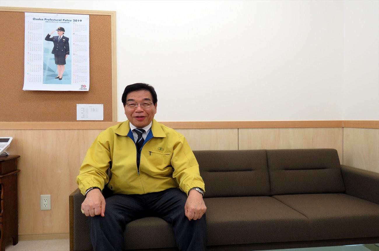永井實代社長の画像