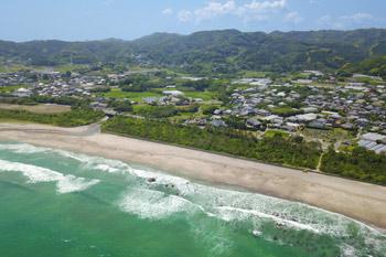 和田の海の画像