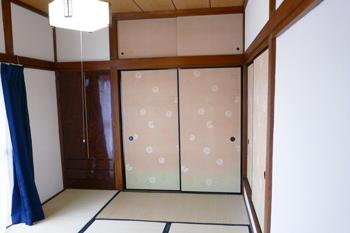 オアシス和田浦の小部屋