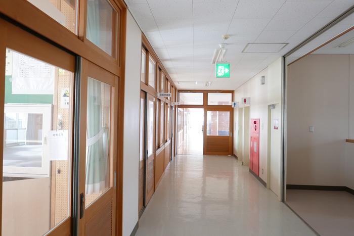 校舎棟3階