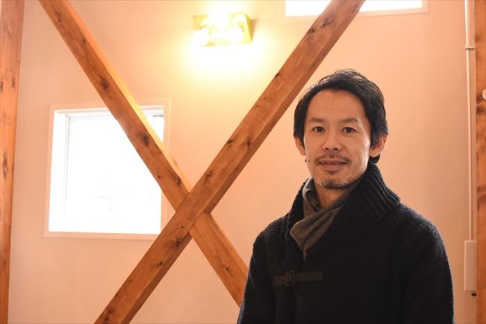 代表取締役 金子岳人さん