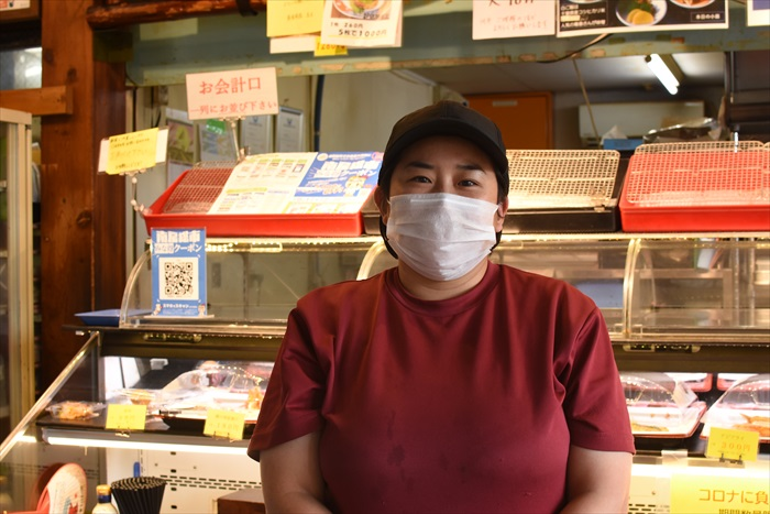 道の駅 富楽里とみやまのフードコート店 スタッフ