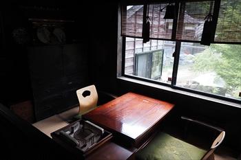 2階にある隠れ部屋のような個室